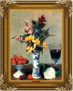 와인이있는 정물