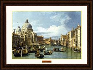 베네치아 대운하 입구