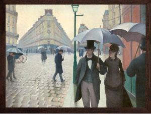 파리의 비오는 날